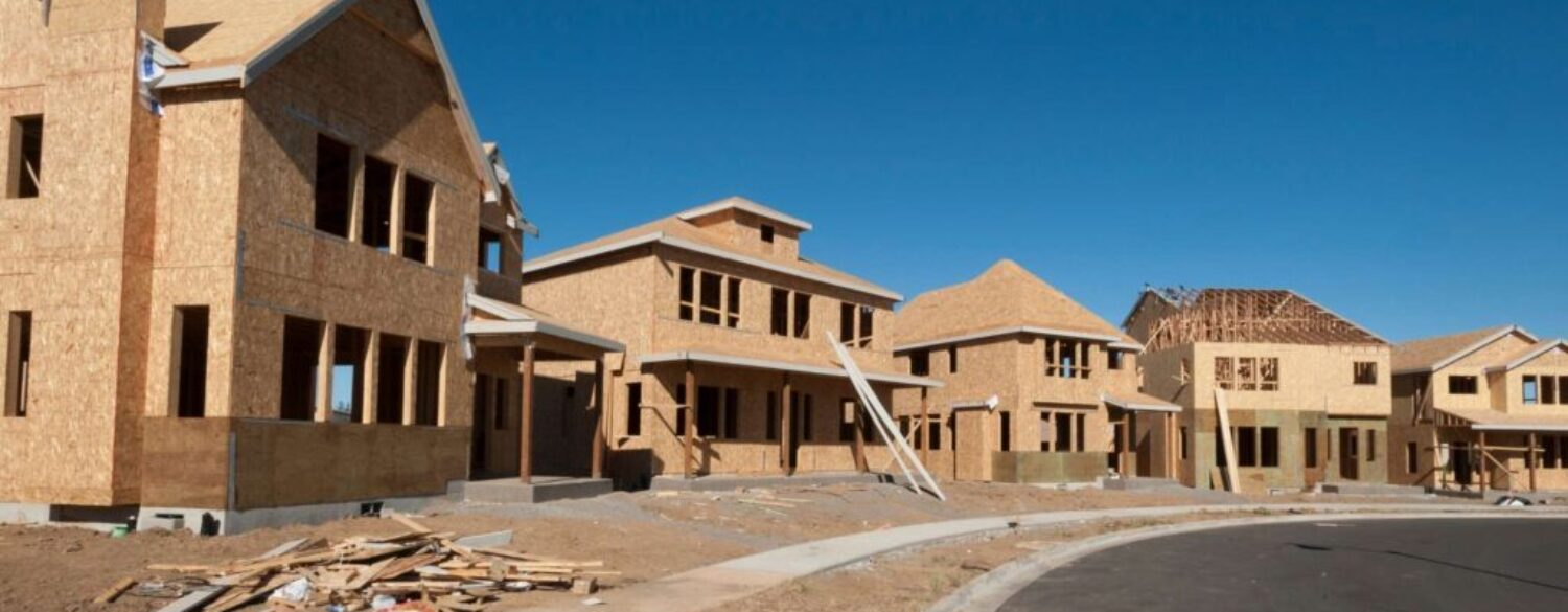 New Construction Homes Have Problems, Too!: